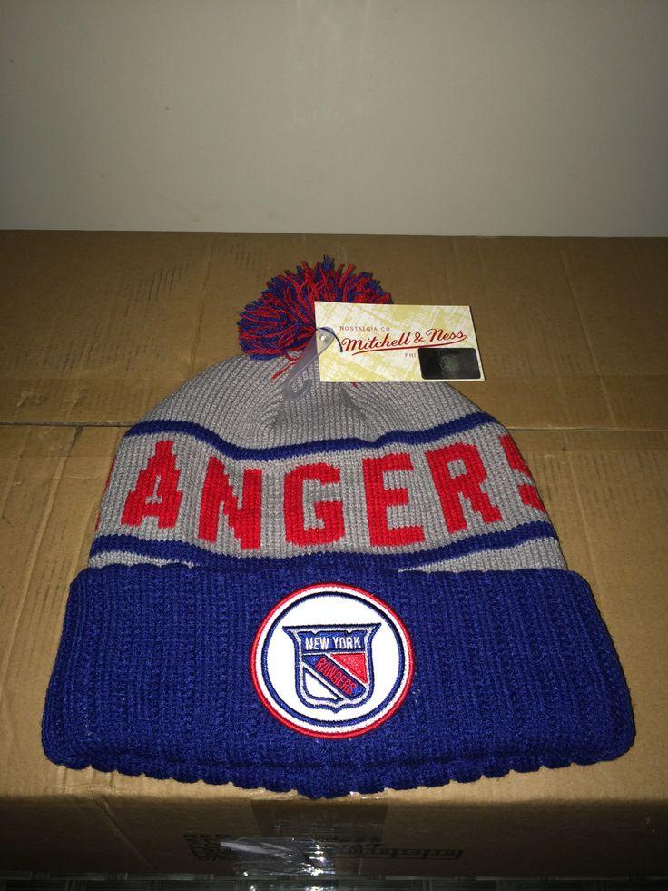 New York Rangers Blue / Grey