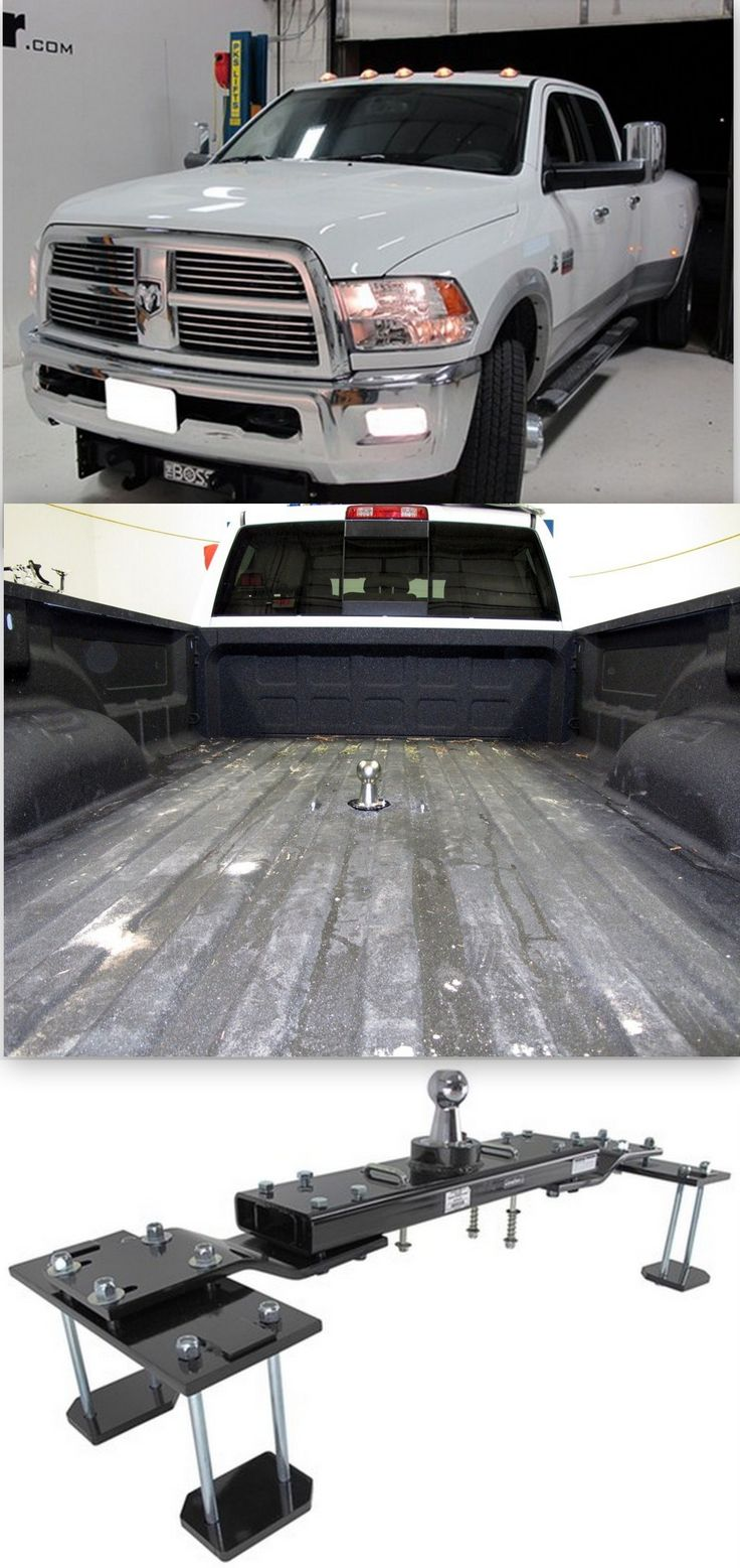 For the dodge ram pickup this underbed gooseneck hitch has a 30 000 lb gtw