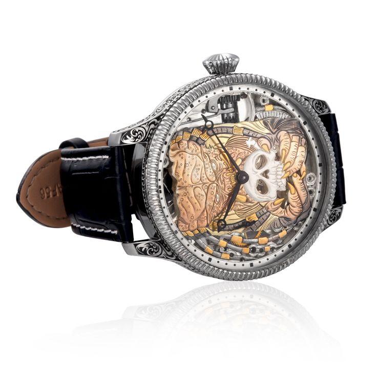 #wristwatch #watch #timepiece #handmade #art #handcrafted