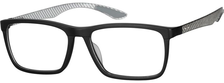 978fdfdfbac4c Men black full rim acetate  plastic square eyeglass frames model  7815021.  Visit Zenni Optical today to browse our collection of glasses and sunglasses .