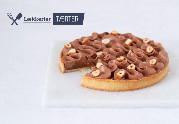 Denne ekstravagante tærte er inspireret af en af Mika Wulffs favoritkonditorer, Sadaharu Aoki, en japansk konditor, som har forretninger i Paris. Tærten er dessertegnet og helt igennem dekadent.