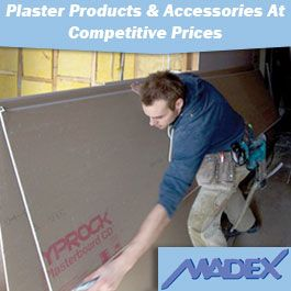 Plasterboard Supplier