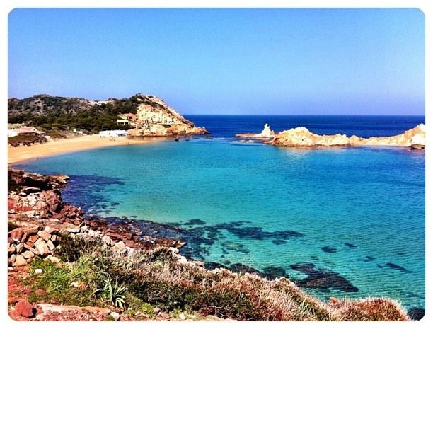 Cala Pregonda #Menorca #Spain