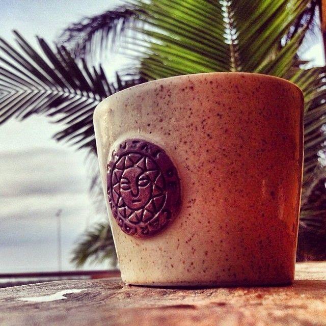Pisco Sour en la Terraza El Aquelarre Restaurante Bar Brujas de Cartagena Cartagena - Colombia