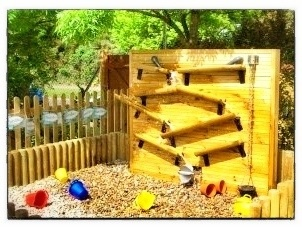 Unique Play Grounds and Play Areas For Children and The Active Family   By SouthernSprouts.com