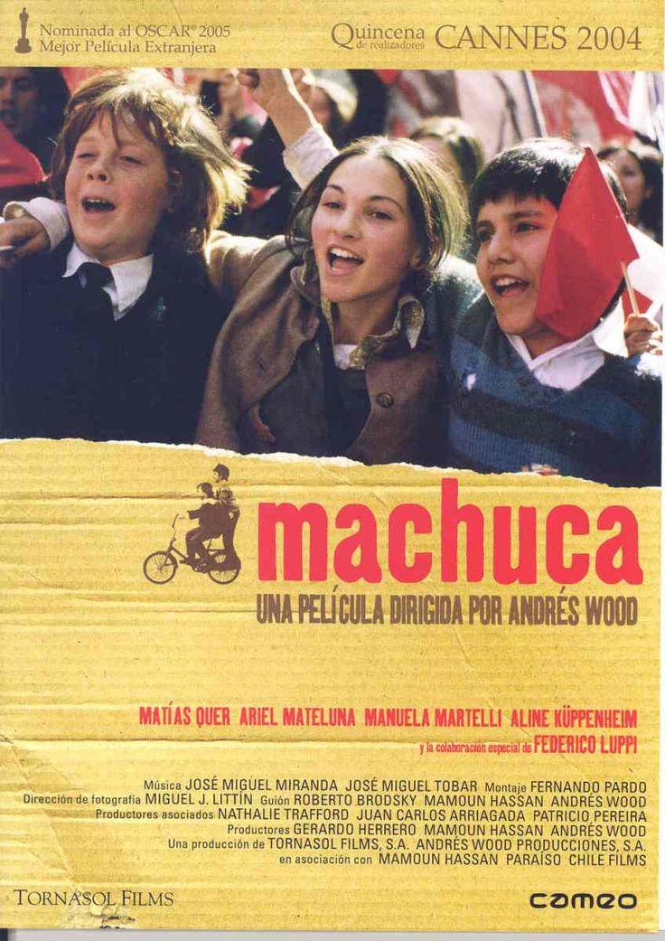 Tengo la verdadera suerte de no haberme informado sobreMachuca antes de verla. Lo único que sabía era que había sido denominada la mejor película chilena de 2004 y una mención en alguna lista de p...