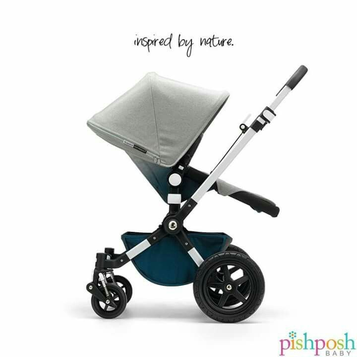 Inspired by nature's elements, we present the Bugaboo Limited Edition Cameleon³ Elements Ombre Stroller! It features richly-textured, tweed like fabric that evokes the colors of nature – from the deep, blue sea, to the wind-blown rocks of the shore.  Pre-order yours now for $1319!  http://www.pishposhbaby.com/bugaboo-cameleon3-elements-limited-edition-stroller.html