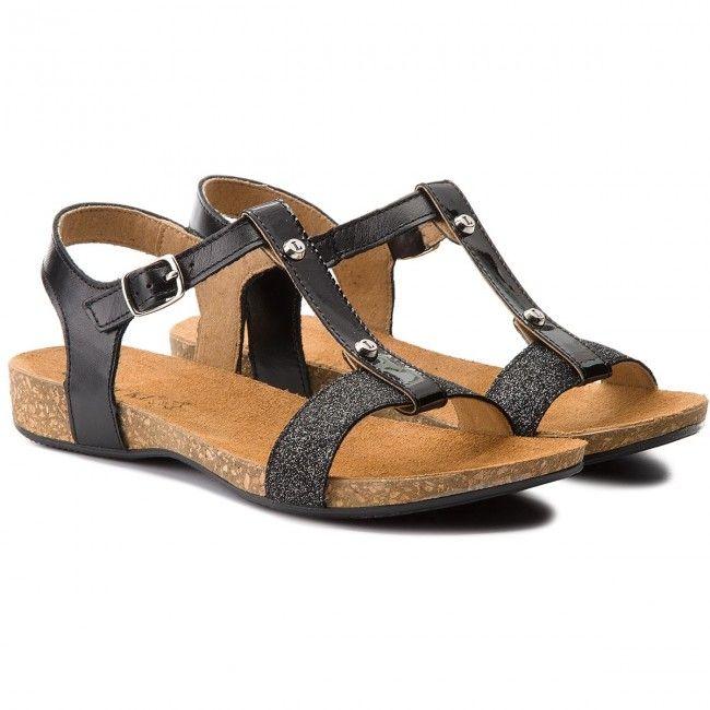 Sandaly Lasocki 1883 09 Czarny Fashion Boots Boots Shoes