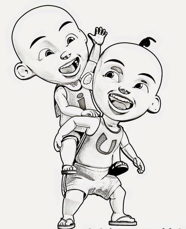 Upin Ipin Friends See More