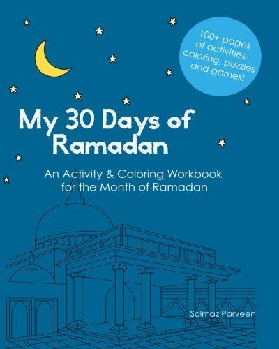 My 30 Days of Ramadan Activity and Coloring Workbook about Islam ** Continue to the product at the image link.