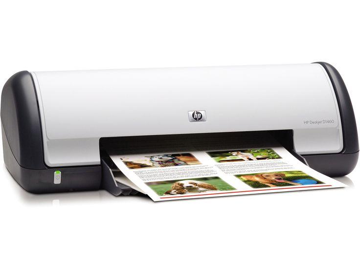 imprimante hp deskjet d1460 gratuit