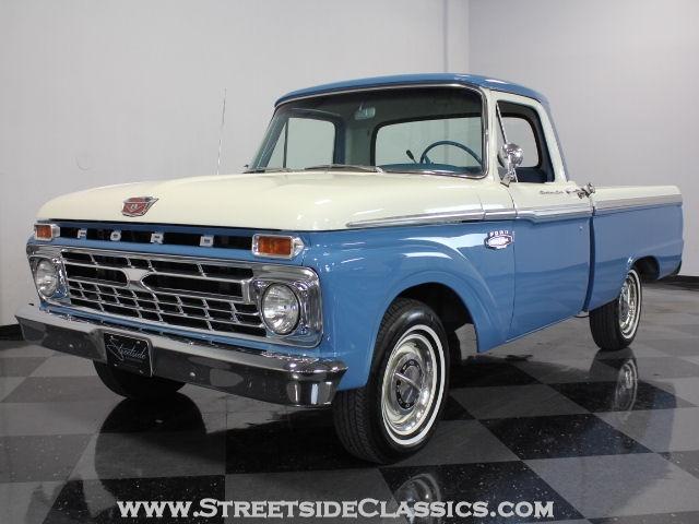 1966+Ford+F100+Truck