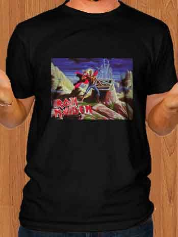 nice Iron Maiden T-Shirt Phantom of the Opera from musitee.com. If you are looking for band t-shirts, vintage band tee, rock t-shirt, or any kind of music merchandise, go follow me to get more info.