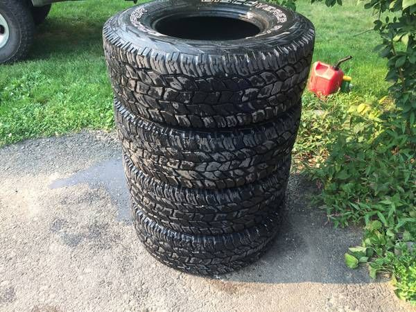 31×10.5×15 COOPER DISCOVERER A/T3 TRUCK TIRES – auto parts – by owner