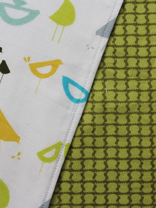 Organic Burp Cloths - 2 pack