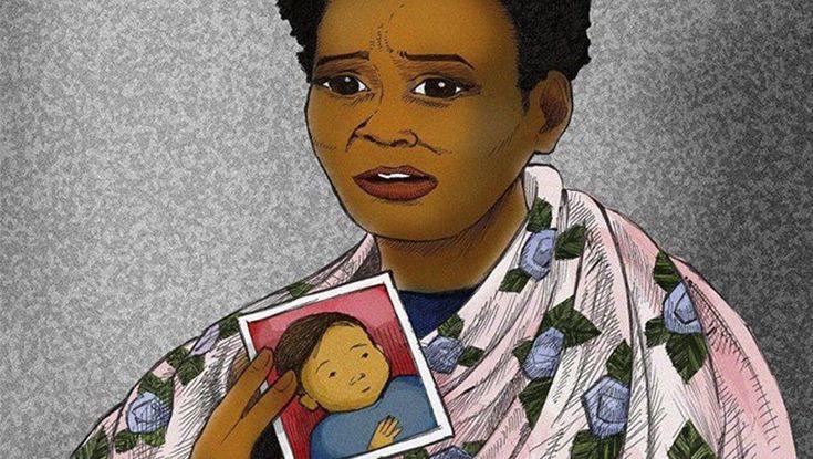 Hoje você vai conhecer a história da Tatiane, do Amilton e do Diogo. Tatiane é a mulher representada na imagem, segurando a foto de Diogo, seu filho, que tinha 1 ano e 2 meses na época. PorSabrina Lasevitch,Camila Belinaso, Sophie Dall'olmo DoJustificando Tatiane da Silva Santos é uma mulher negra e pobre do Sul do ...