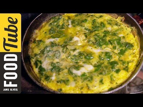 Spinach Frittata Recipe - Laura Vitale - Laura in the Kitchen Episode 320 - YouTube