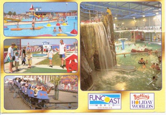 Butlins Skegness early 1990s - this is how I remember it!