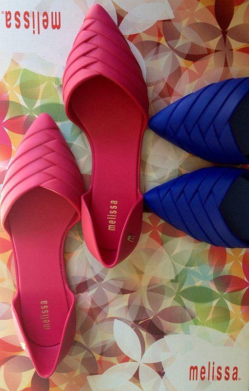 Ayer me compré estos bellos zapatos, en color rosa. Super cómodos!