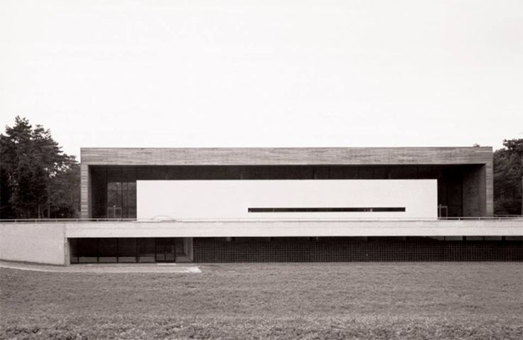 Hugh Maaskant - Knvb Sportcentrum, Zeist - Netherlands (1960-65)