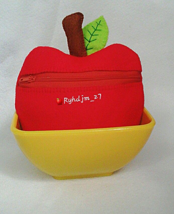Apple felt