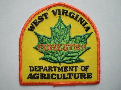 WV West Virginia Dept of Agriculture Forestry