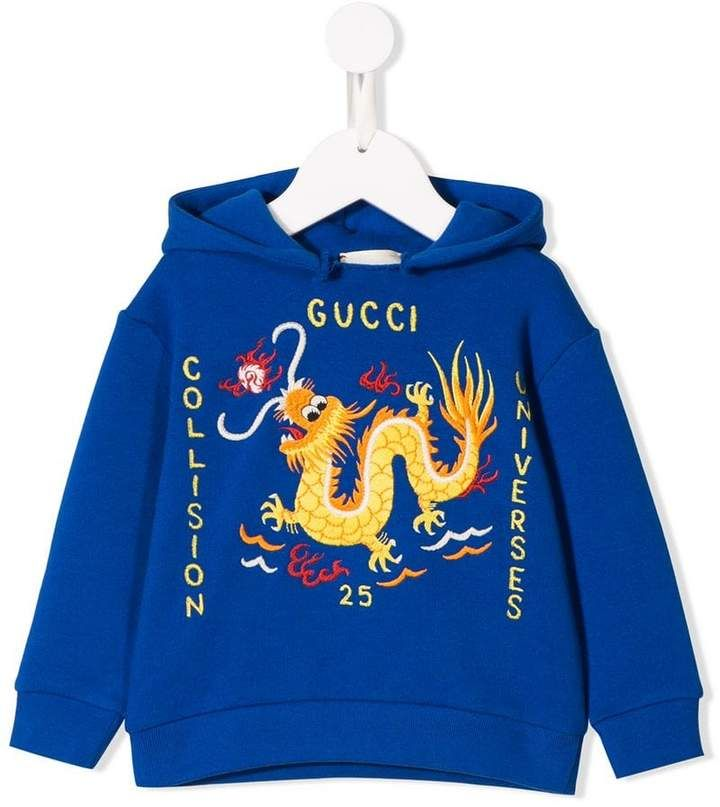 Dragon hoodie, Gucci kids