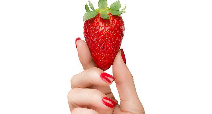 Conoce los beneficios de las fresas y empieza a comer más.
