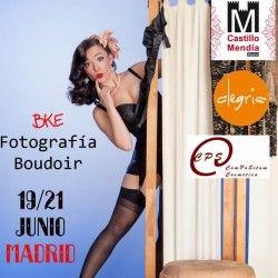 Fotografía Boudoir … ¡Una ocasión especial en Madrid! ^_^ http://www.pintalabios.info/es/eventos-moda/view/es/2095 #ESP #Evento #Shows