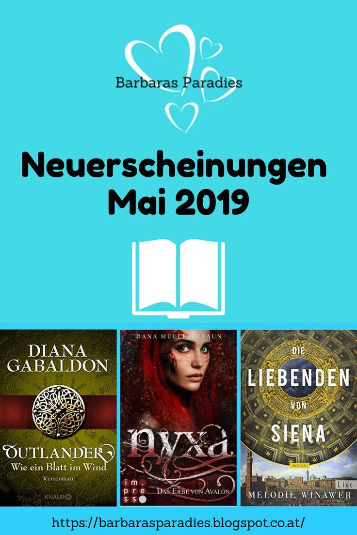 Neuerscheinungen im Mai 2019 #1 Viele tolleBuch-Neuheiten erwarten uns im Mai!…