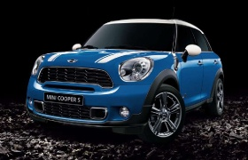 MINI COOPER S CROSSOVER ALL4