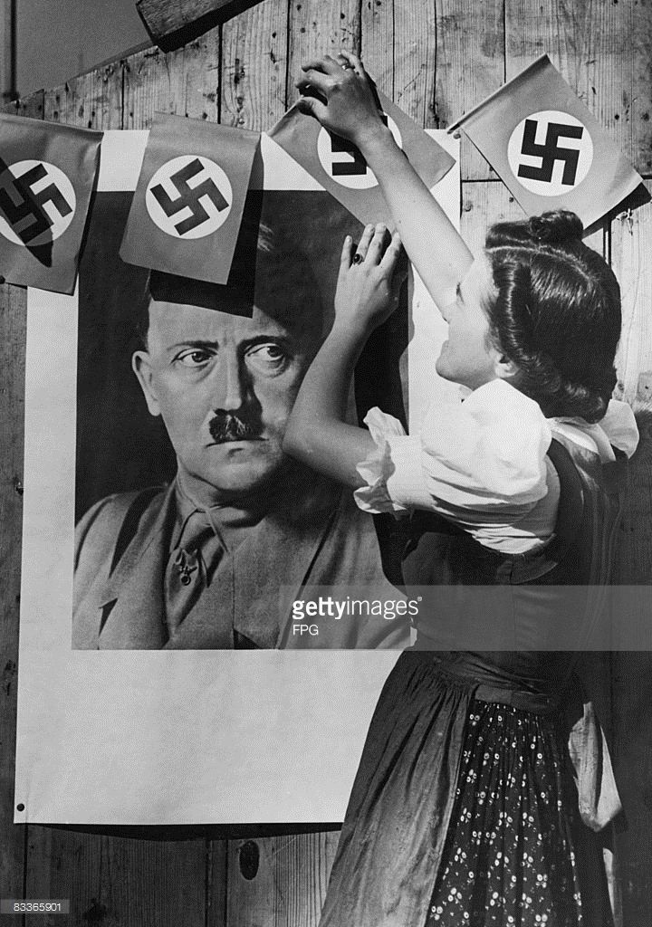 the history of nazism led by adolf hitler Downfall of adolf hitler of a relief column supposedly being led by general wenck hitler granted annual rallies glorifying hitler and nazism.
