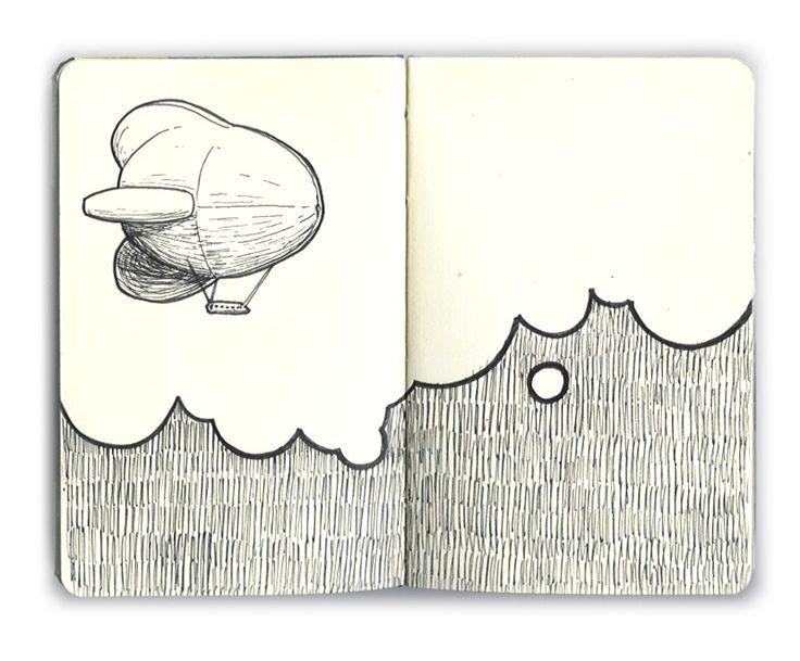 L'épuré, Carnet de Voyage, Moleskine #carnetdevoyage
