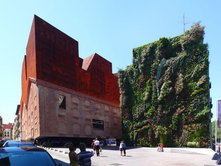 71 best Architecture Green Walls Landscape images on Pinterest