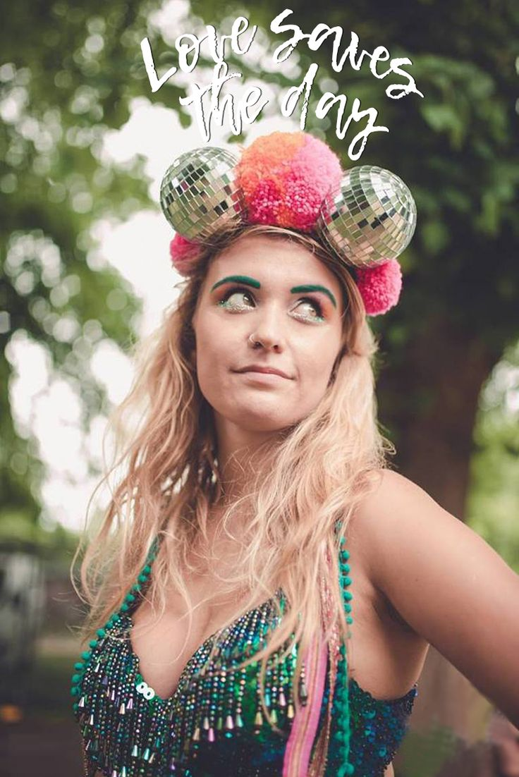 Silliness & Suprises at Love Saves the Day '17