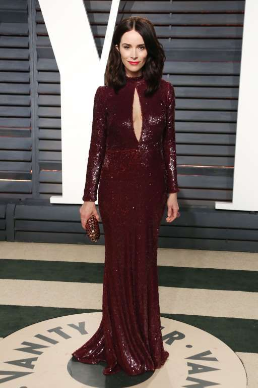Abigail Spencer attends Vanity Fair's Oscar Party at the Wallis Annenberg Center for the Performing Arts in Beverly Hills on Feb. 26, 2017.