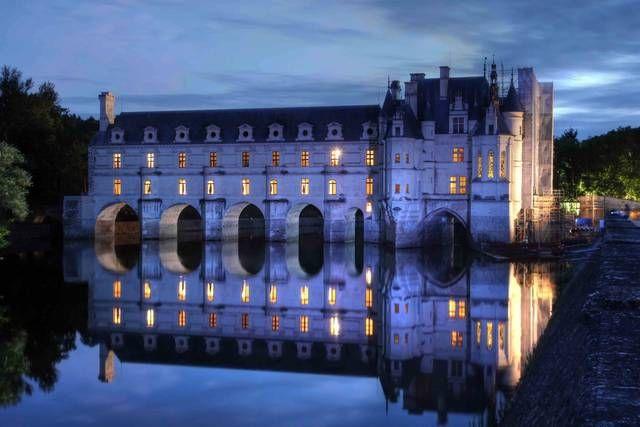 Castello di Chenonceau   Castelli, Viaggio france, Castello