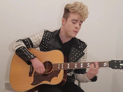 The Reason - Cover of 'The Reason' by Hoobastank. Exclusive content to planetjedward.com do not upload anywhere else.
