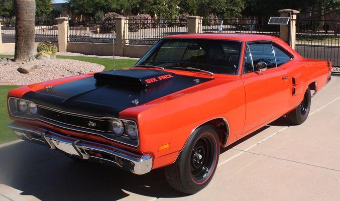 1969 Dodge-Super Bee