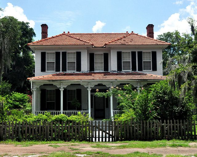49 best AMERICAN HOUSES 1820-1880 - Romantic - images on Pinterest ...
