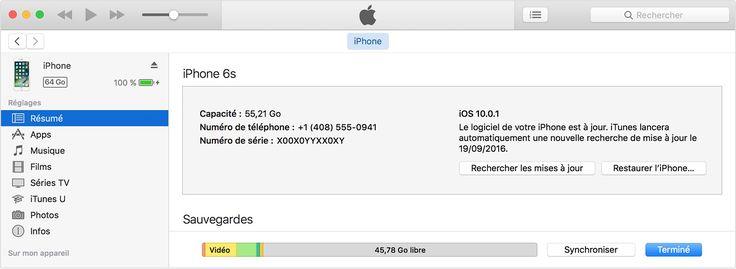 Oubli du code d'accès de votre iPhone, iPad ou iPodtouch, ou désactivation de votre appareil - Assistance Apple