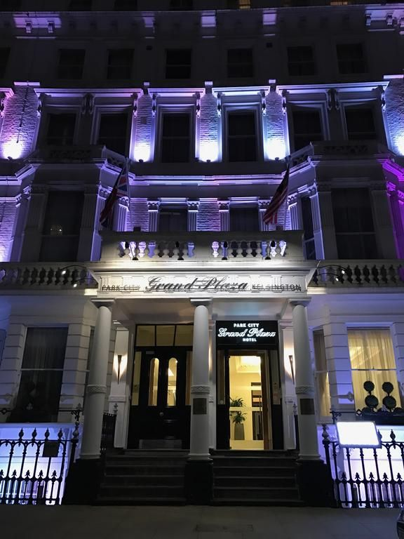 The Park City Grand Plaza Kensington Hotel Europe Londonhotels