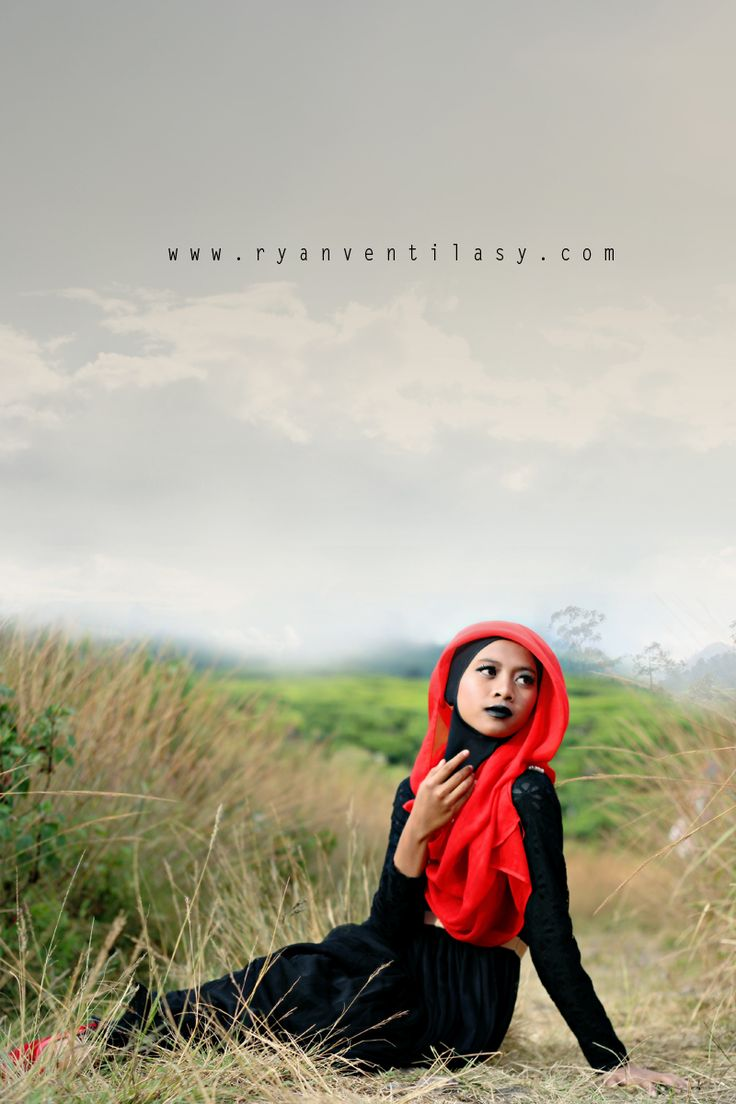 hijab photography
