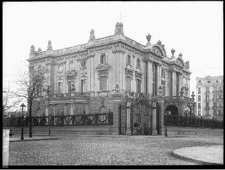 62 best images about palacetes en madrid on pinterest for Hoteles en la calle prado de madrid