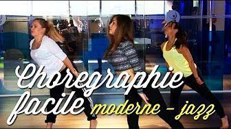 Fitness Master Class - Danse Moderne Jazz - YouTube