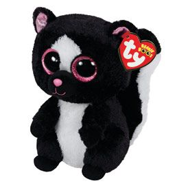 Peluche mouffette TY Beanie Flora taille moyenne                                                                                                                                                                                 More