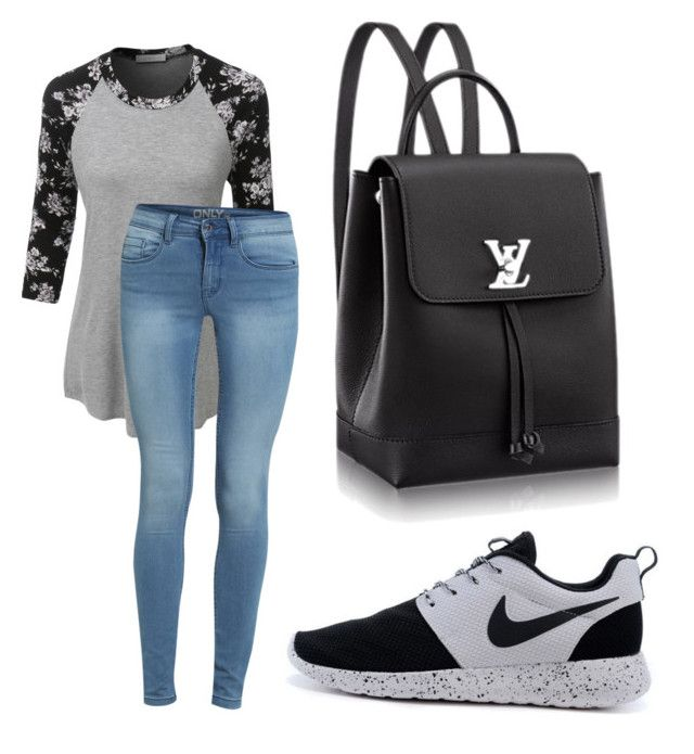 """""""Untitled #42"""" by kristyna-r on Polyvore featuring LE3NO"""