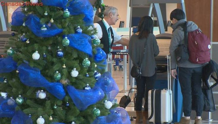 Halifax airport expecting busy travel weekend with 15,000 passengers on Friday alone