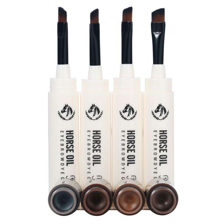 2016 Waterproof Eye Brow Pencil Pen Fine Eyebrow Enhancer Brow Make Up Cosmetic Natural eyebrow lasting perfect gel eyebrow