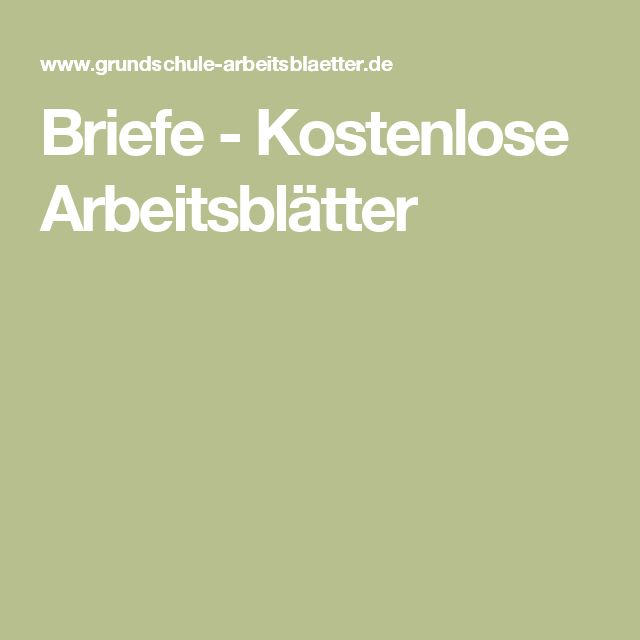 95 besten Deutschunterricht Bilder auf Pinterest | Grundschulen ...